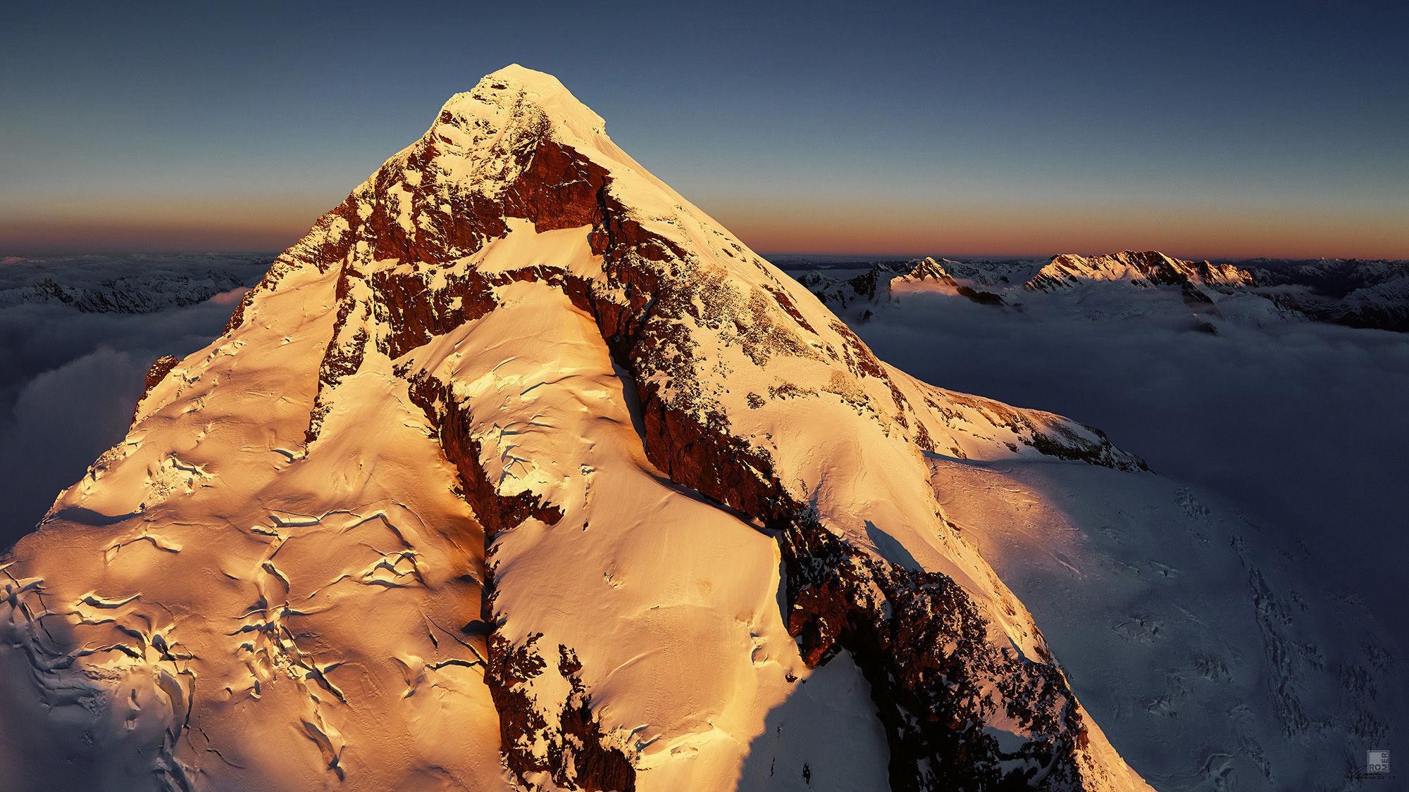 Mt Aspiring 03 by Stephan Romer