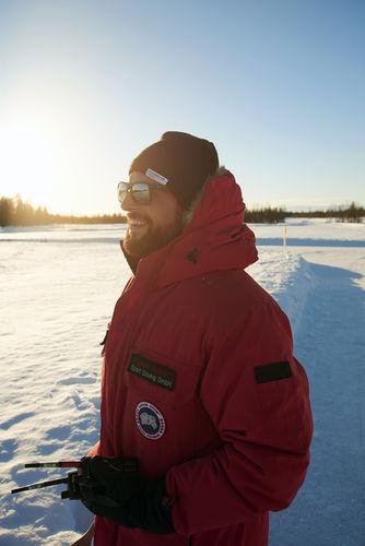 MICHAEL NEHRMANN - PORSCHE ICE EXPERIENCE   CLIENT - PORSCHE  AGENCY - GRABARZ & PARTNER   REPRESENTED BY BANRAP GMBH