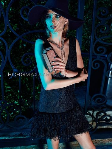 HUNTER & GATTI for BCBGMAXAZRIA - Once upon a time