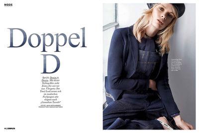 Cosmopolitan - Doppel D