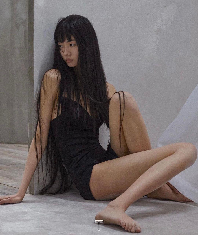 Sijia Kang for T Magazine China ICONIC