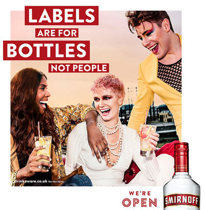 TOM VAN SCHELVEN for SMIRNOFF