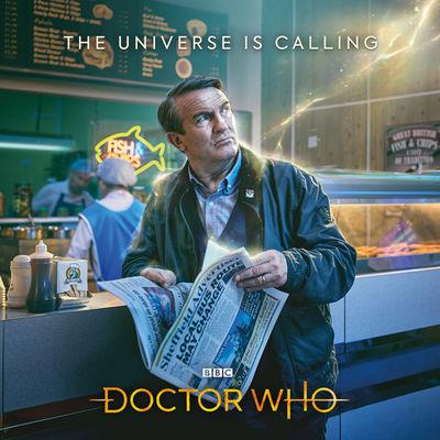 Henrik KNUDSEN c/o JSR AGENCY for Doctor Who / BBC