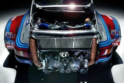 Porsche 911 RSR Turbo für GRIP - Das Motormagazin