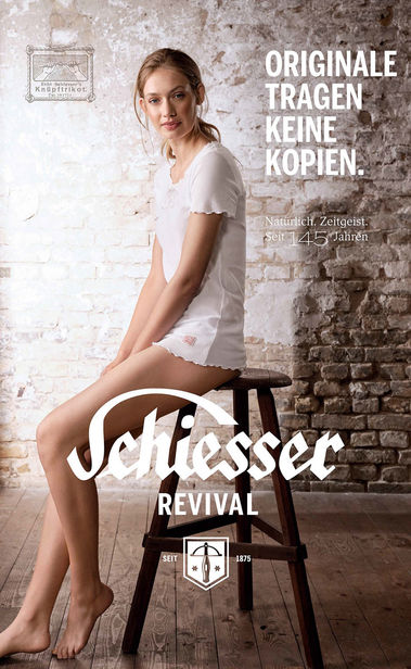 PHILIPP RATHMER for Schiesser