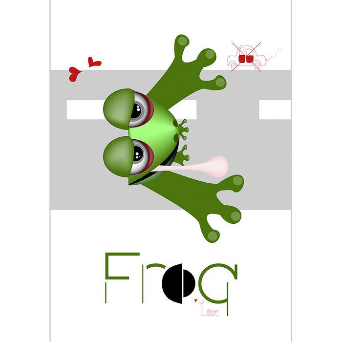 CARIN FELDSCHMID - FROG LOVE - Digital/Analog