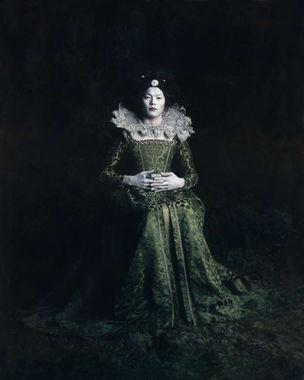 AANDO FINE ART : Chanyo BAE, Existing in Costume