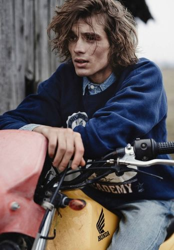MATEUSZ STANKIEWICZ for Elle Man Magazine Jeans editorial