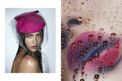 'Wet' by Camilla AKRANS c/o LUNDLUND for VOGUE GERMANY