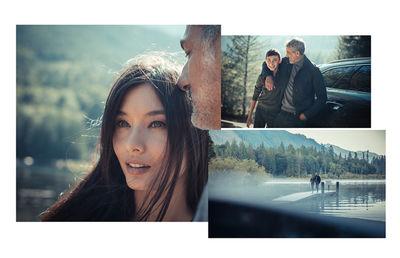 SEVERIN WENDELER: TRANSPORTATION SPECIAL // Mazda CX-9 - Photography by Patrick Curtet c/o Severin Wendeler
