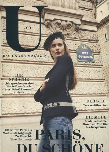 MD MANAGEMENT FOR UNGER MAGAZIN