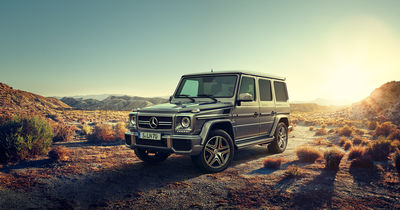AMG G63 BY ENDRE DULIC