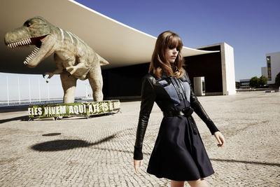 BIRGIT STöVER: Tina LUTHER for Grazia Big Fashion Issue