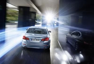 BMW 5series  Active Hybrid