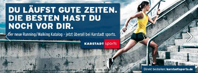 KARSTADT SPORTS - FIRST PRODUCTIONS