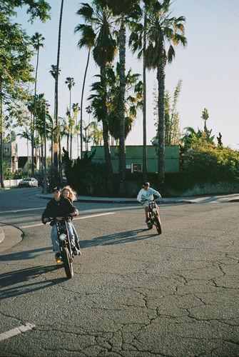 ALYSSA PIZER MANAGEMENT: Pedal Electric Bikes By Vivian Kim