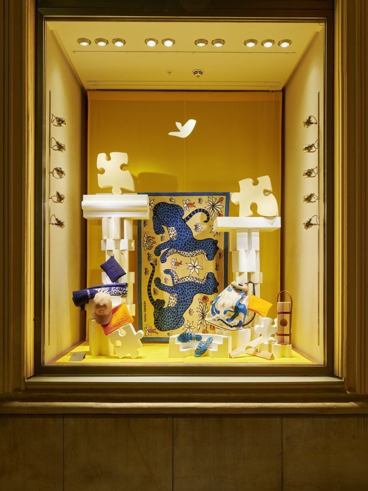 'THE ODYSSEY - A GREEK PUZZLE' - SARAH ILLENBERGER c/o 2AGENTEN for HERMES