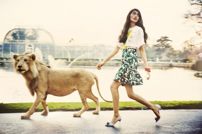 Neelam Johal by Esther Haase for Vogue India March 2014