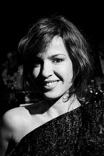 Natalia Avelon by FRANK P. WARTENBERG