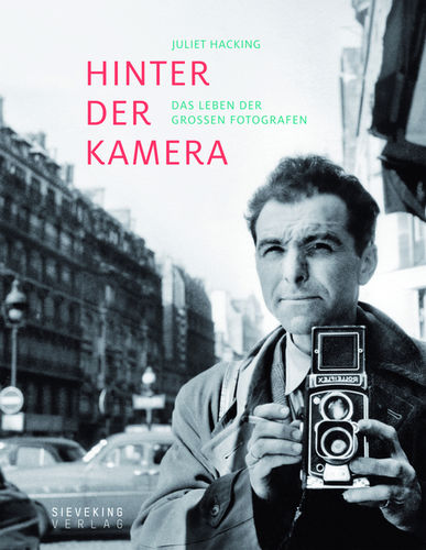 KULTURAGENTUR: 'Hinter der Kamera' published by Sieveking