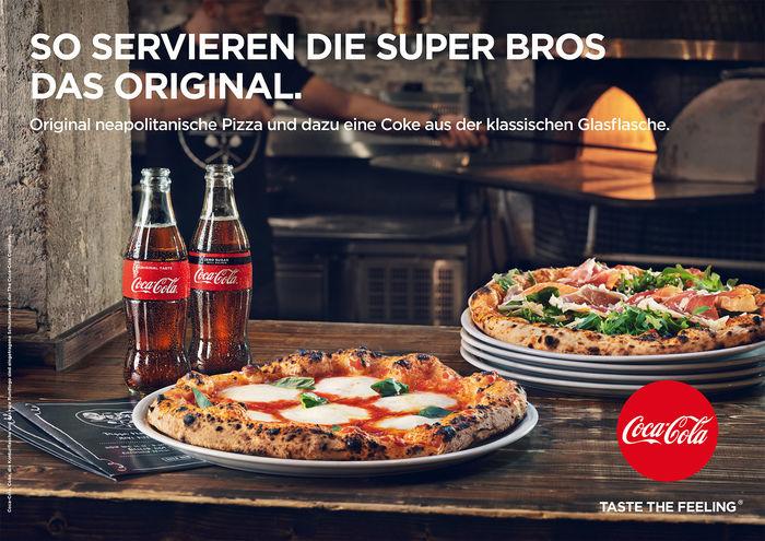 UPFRONT PHOTO & FILM GMBH: René Riis for Coca-Cola