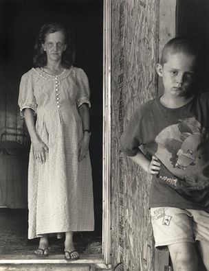 Shelby Lee Adams : Salt & Truth - Alma and William, 2002