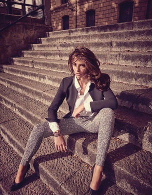 PETRA WIEBE for RICH & ROYAL