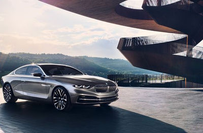 MARC TRAUTMANN for BMW Gran Lusso