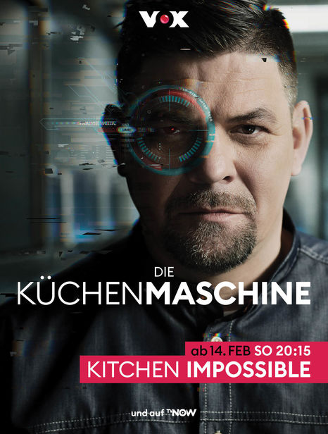 RUPRECHT STEMPELL c/o BOSCH to BANRAP  Kitchen Impossible 2021 Campaign  // Mediengruppe RTL/VOX