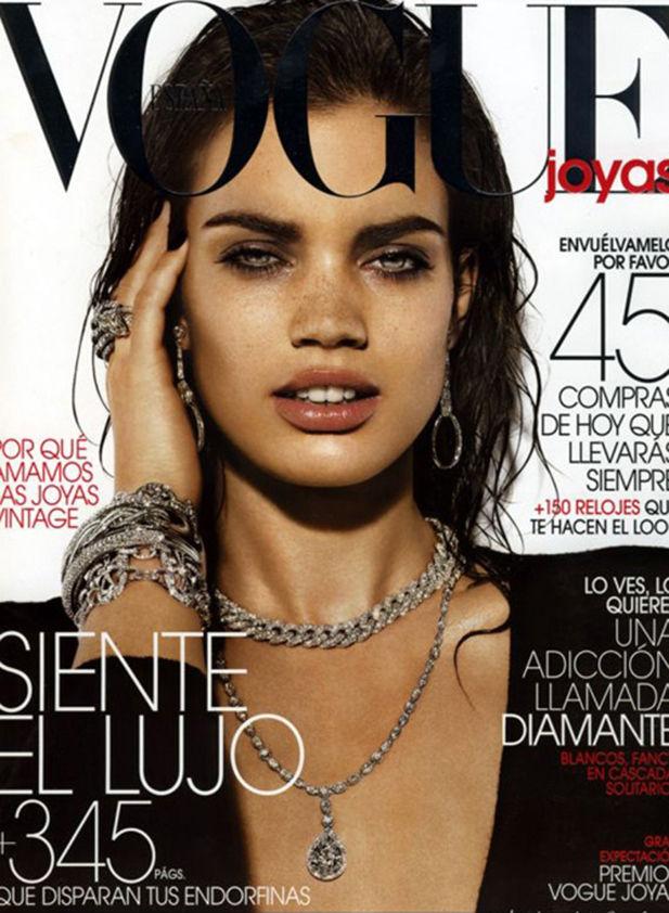 Gosee Louisa Models Rianne Ten Haken For Vogue