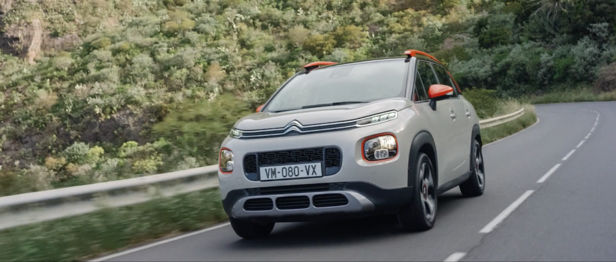 NEW SUV C5 CITROEN AIRCROSS BY MAISON VIGNAUX REPRESENTED BY CONTIART