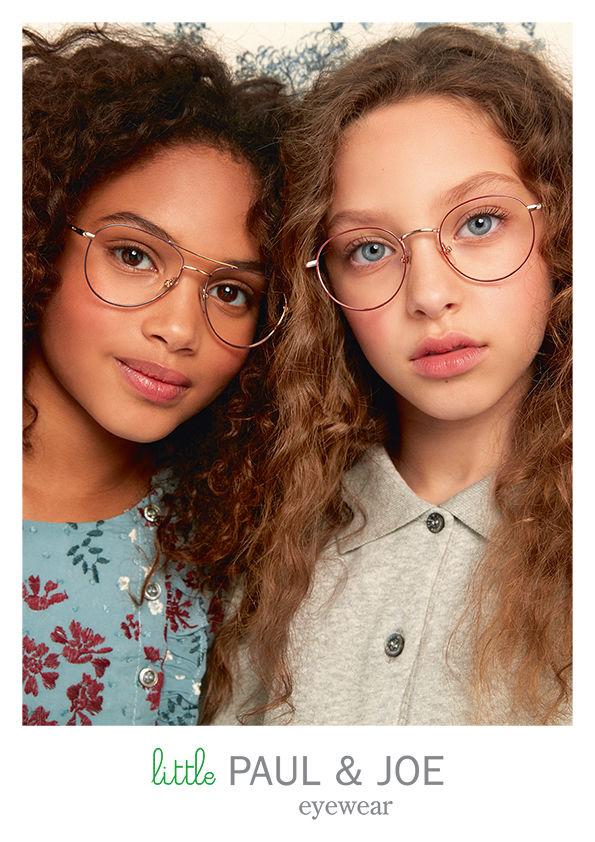 LISE ANNE MARSAL : Little Paul and Joe eyewear Campagne 2019