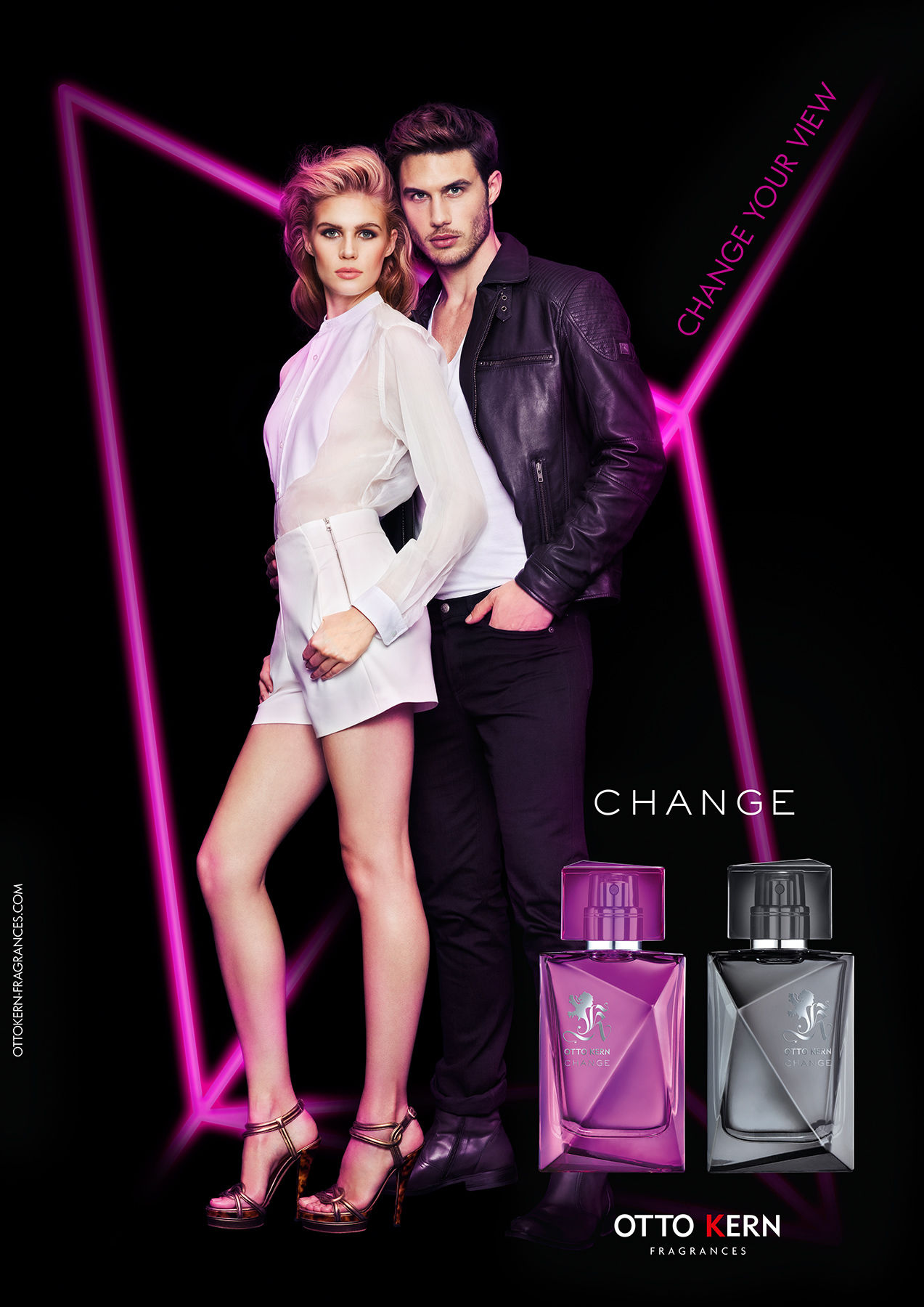 CHANGE - The new fragrance by Otto Kern