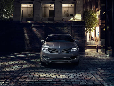 RAY BESPOKE IMAGES for Lincoln MKX