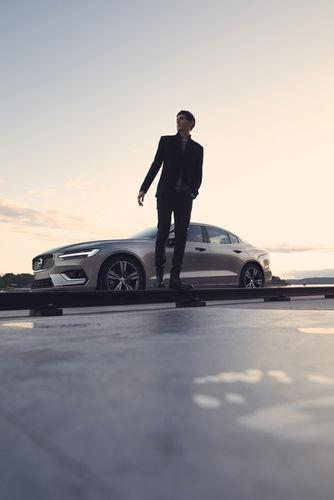 SEVERIN WENDELER: Agnieszka Doroszewicz c/o Severin Wendeler for Volvo