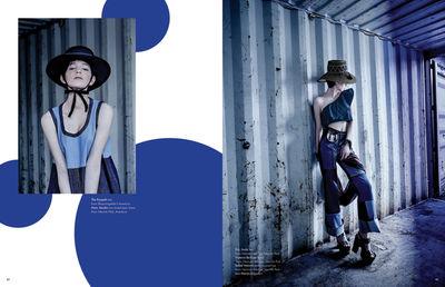 HILLE PHOTOGRAPHERS: BLASIUS ERLINGER FOR KIRSTEN Magazine