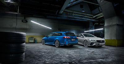 MAINWORKS CG für den Opel Insignia GSI