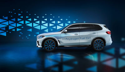 WE! SHOOT IT, BMW X5, BMW i Hydrogen NEXT for BMW IAA 2019