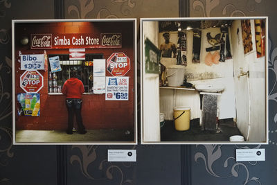 DARIUS RAMAZANI : Images of South Africa