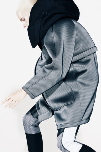 Alexander Wang x H&M for L'Officiel Mexico