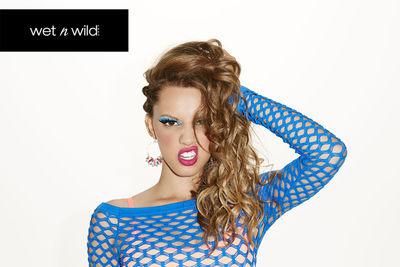 Wet N Wild Make up Campaign