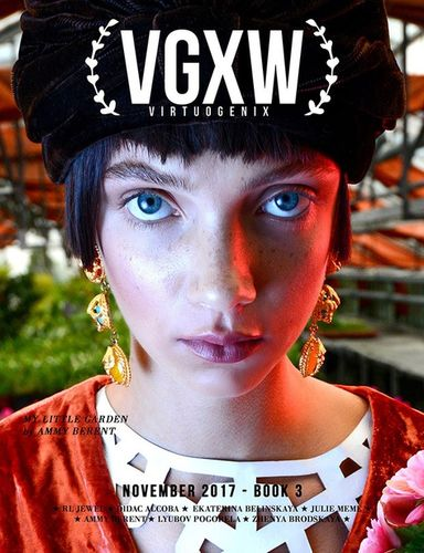 Caro for WWGXW Magazine shot by Ammy Berent