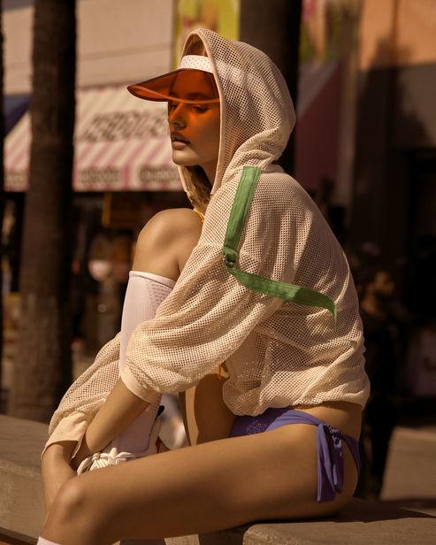 NINA KLEIN, Fee Steinvorth for Harper´s Bazaar