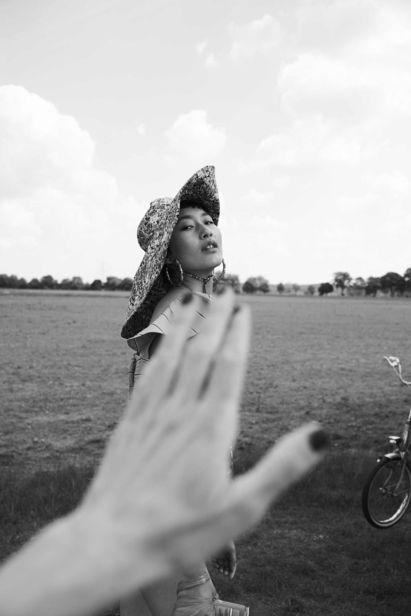 'Bohemian Garden' by ESTHER HAASE