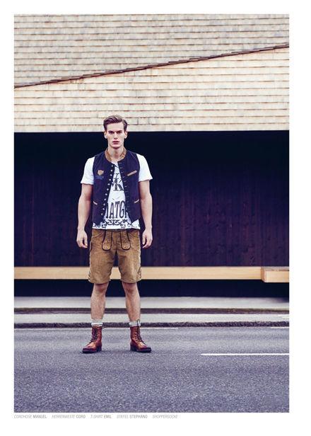 BRODYBOOKINGS: Moritz for WIESNKOENIG