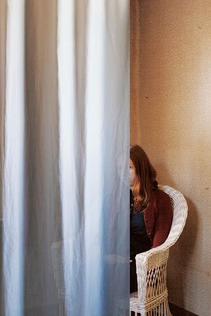 Anni Leppälä 'hyle   curtain   backdrop' (KEHRER VERLAG)