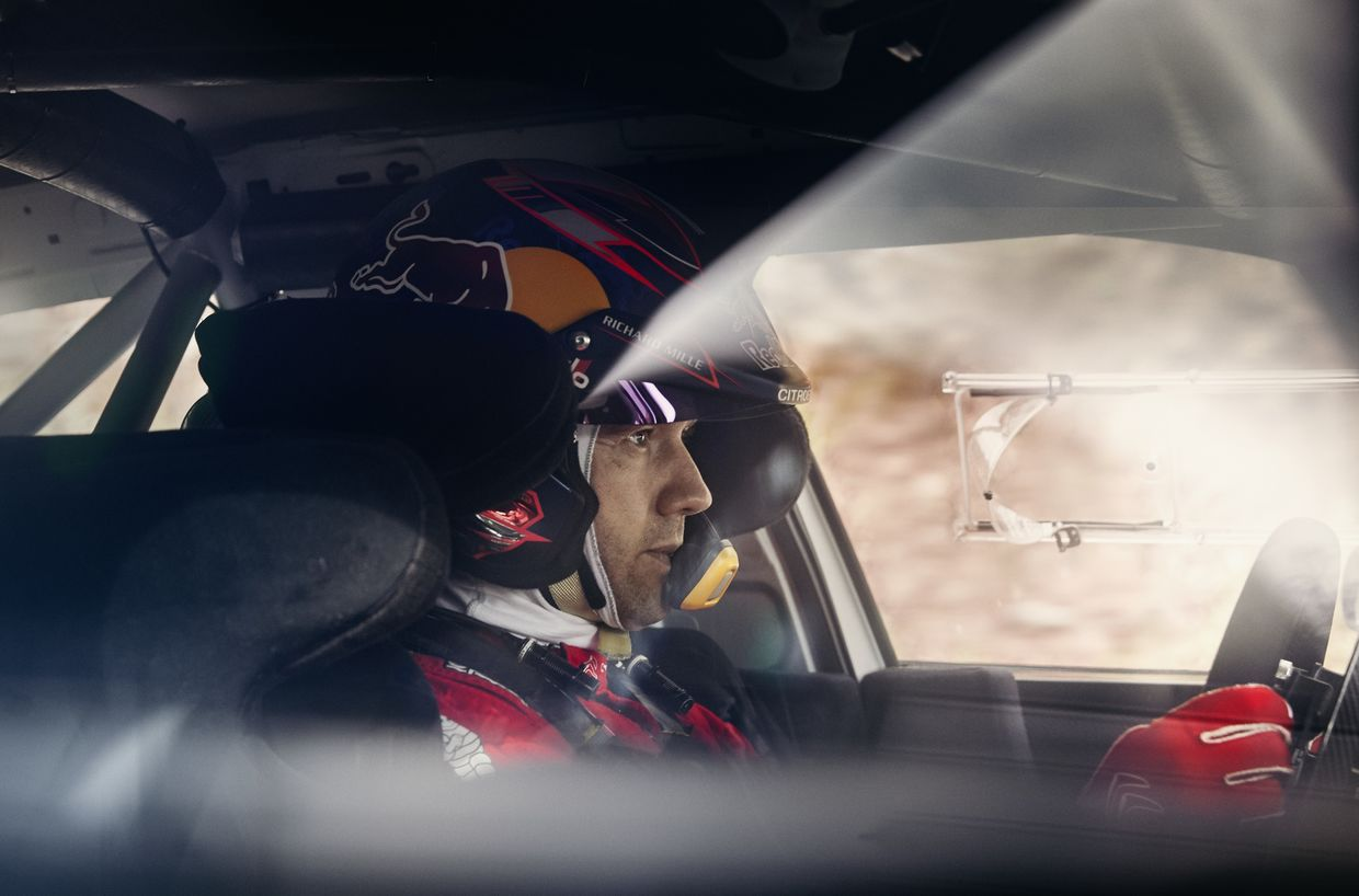 Citroën C3WRC Inspired by Sébastien Ogier / Produced by Continental Productions