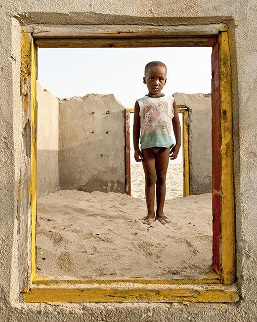 FESTIVAL LA GACILLY-BADEN PHOTO presents Nyani Quarmyne