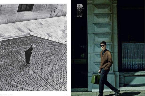 VIVA MODELS: Julien Sabaud for WW Magazine
