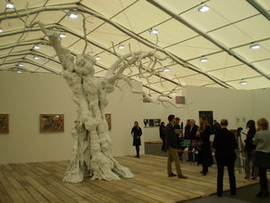 Frieze : Presenhuber Gallery Zurich